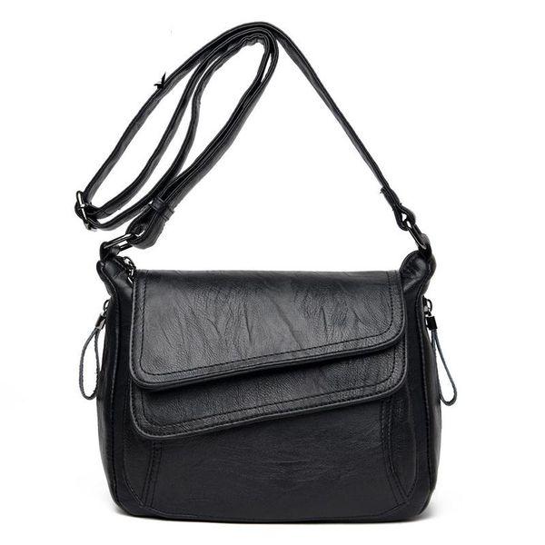 61e51be7af Women Famous Sheepskin Designer Female Handbag Shoulder Bag Sac Luxury Women  Messenger Bags Handbags Genuine Leather Bag