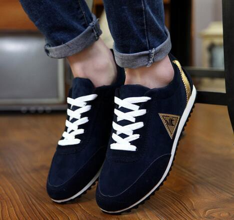 2018 New Mens Marque Casual Chaussures Toile Chaussures Pour Hommes À Lacets Respirant Mode D'été Automne Appartements Mode Mâle Chaussures