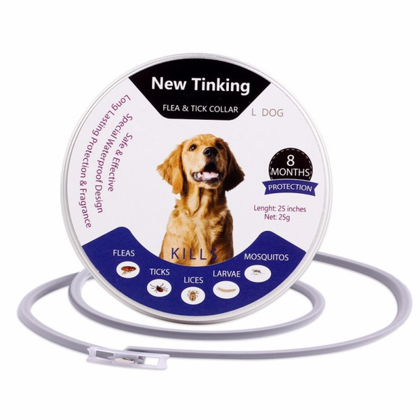 Summer Pets Dog Cat Adjustable Anti-parasites Collars Mite Protection Collar Fleas Ticks Lices Forceps Mosquitos Control Reject