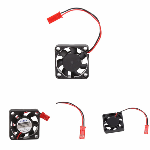 DC 5V/12V 30*30*7mm Small 2Pin Brushless 2-Wire 3007S Axial Cooler Cooling Fan New Drop shipping