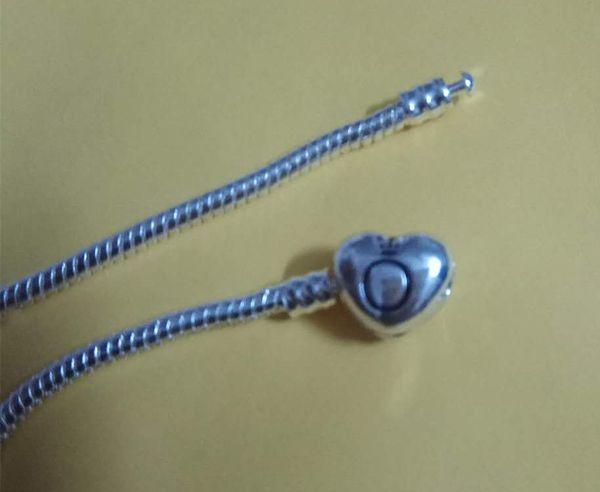 Heart buckle 17cm