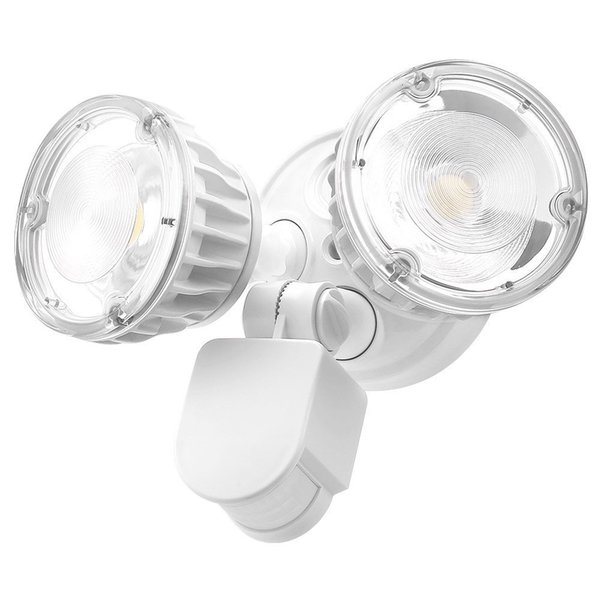 New Led Security Motion Sensor Light 5000k Daylight White Bright Ourdoor Floodlights With Etl Listed Lighting For Yard Porch Outdoor Flood Light