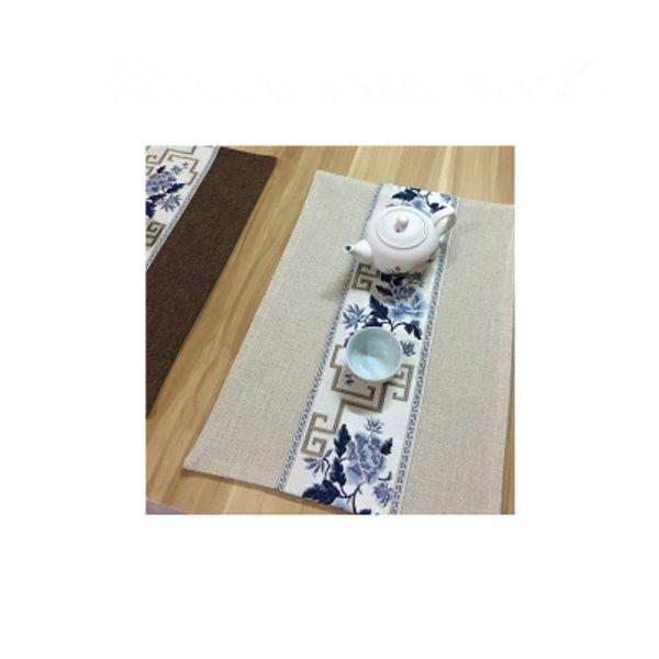 30 x 40cm light linen white bottom