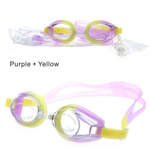 Purple + Amarillo