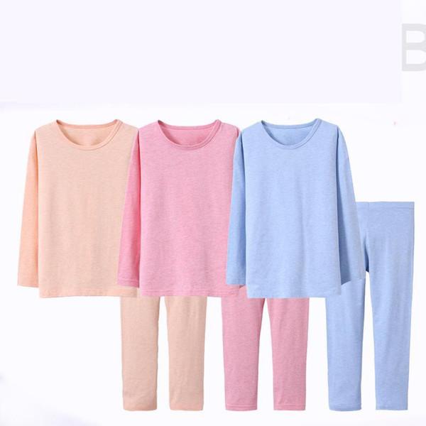 Детская пижамы мальчики пижамы пижамы девочки мальчики пижамы для подростков 8266