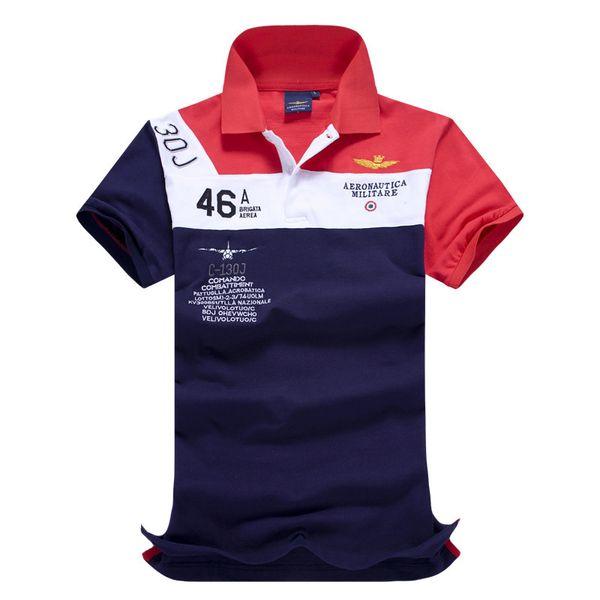 2018 Eden Hoge Kwaliteit Borduurwerk Mannens Hemden Merk Park Hemden Korte