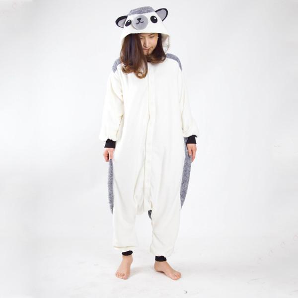 Animal Pyjamas Hedgehog Onesies Unisex Sleepsuit Adult Pajamas Cosplay Costumes Onesie Sleepwear Jumpsuit For Man Women