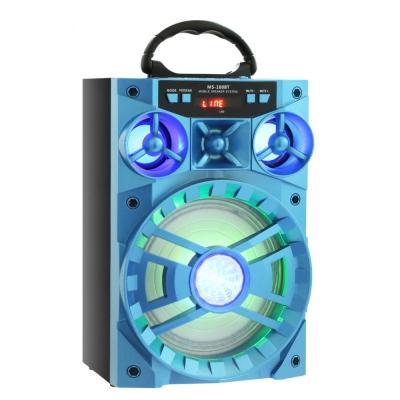Redmaine Wireless Bluetooth Lautsprecher Bunte Lautsprecher Unterstützung FM Radio LED Shinning TF Karte Lautstärkeregler