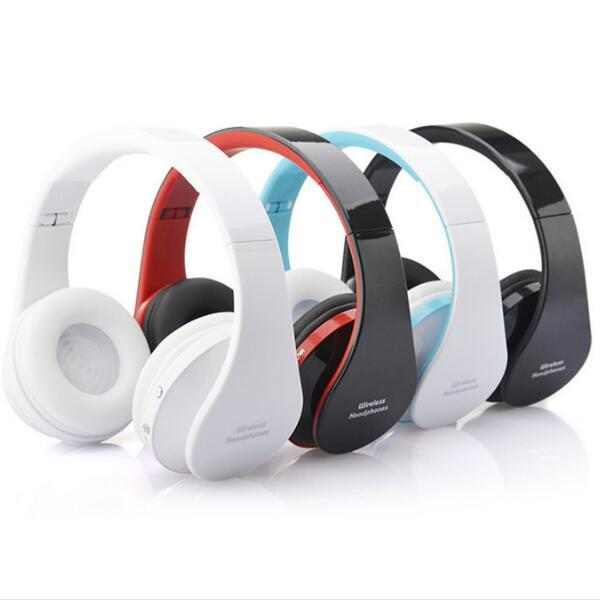 Folding Bluetooth Stereo Headset earphone bluetooth headset handsfree for iphone s7 s6 android with 3.5mm plug USZ072