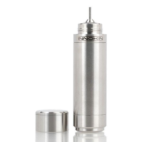 Podvape 100% Original de Aço Inoxkin UCAN V2 DISTRIBUIDOR Ejuice 20 ML SS Vape E-suco Garrafa Vazia eCig Ucan2 E-líquido Pen Port