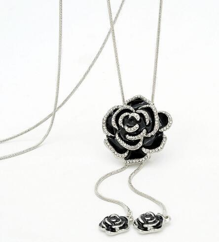 Новый стиль корейской версии новой длинной цепочки свитер ожерелье мода личность аксессуары одежды ювелирные изделия ожерелье свитер цепи clas