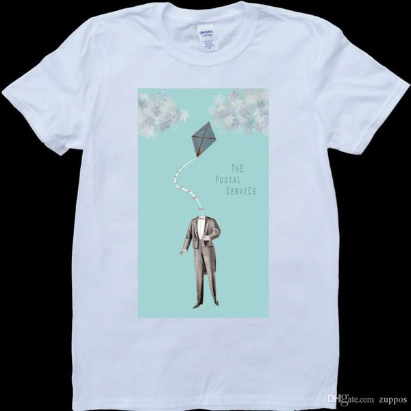 The Walking Dead B W Poster White Custom Made T Shirt Band Logo