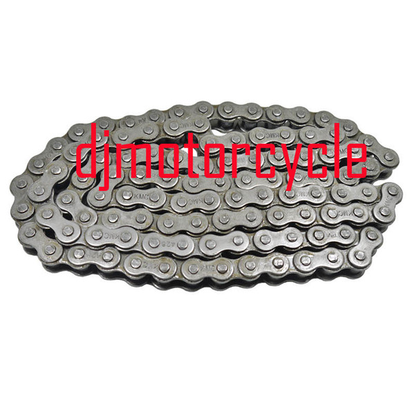 428 Standard Chian KMC #428*106 Link Chain Roller For Suzuki Motorcycle Dirt Pit Bike ATV 125-250CC