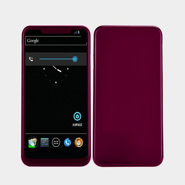 Goophone XS plus Max full screen 6.5 inch wireless Quad Core MTK6580 1GB 16GB WIreless HD 13MP 3G Dual Sim Cell Phones 364016