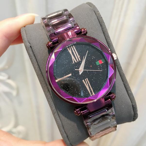 e55b816e8ea 2018 Brand New model Fashion women watch famous popular wristwatch Retro  lady Luxury watches Hot sales stainless steel Nice best gift clock