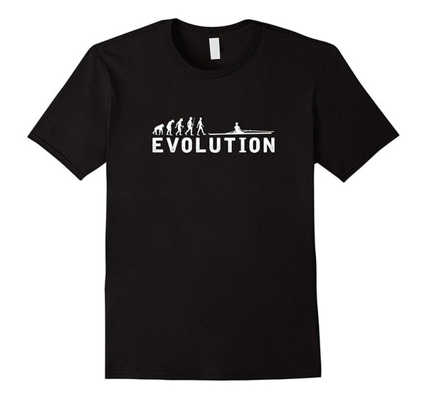 Rowinger Evolution T-Shirt Tee Shirt Unisex More Size and Colors Men'S High Quality Tops Hipster Tees T Shirt Men Clothing