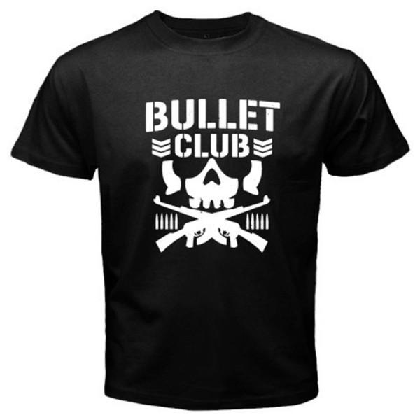 Новый пуля клуб известный Борцовский клуб логотип мужская черная футболка размер S 3xl