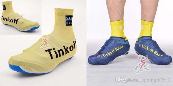 2018 Cubiertas Zapatos Sporting Saxo Tinkoff Ciclismo Bank aWqraz1Hwn