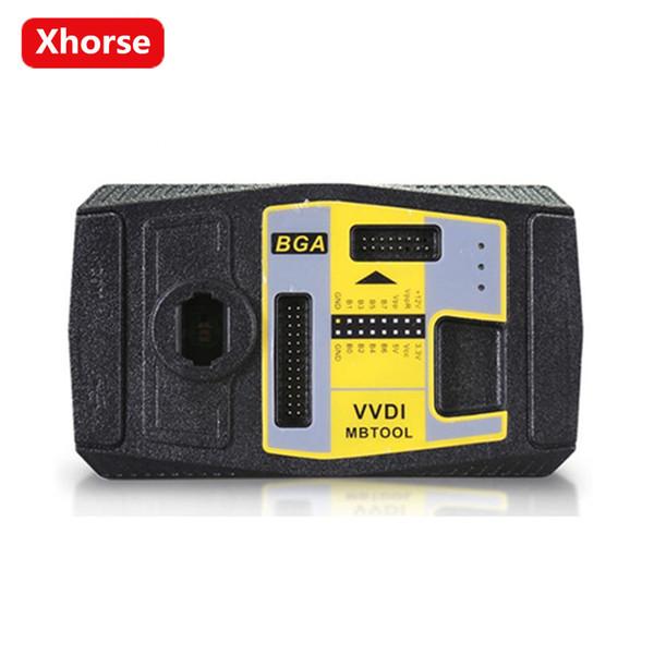 Xhorse V4.0.0 VVDI MB BGA Strumento per programmatore chiave che include la funzione di calcolatrice BGA per il cliente acquistato Condor Cutter