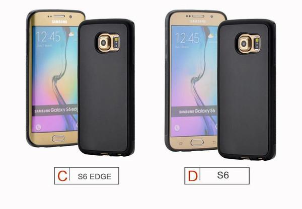 Hot sale Anti-gravity Phone Case For iPhone 8 X 7/7 plus 6s 6 Plus Samsung S8 S7 edge Magic Sticks Anti gravity Nano Suction Cover