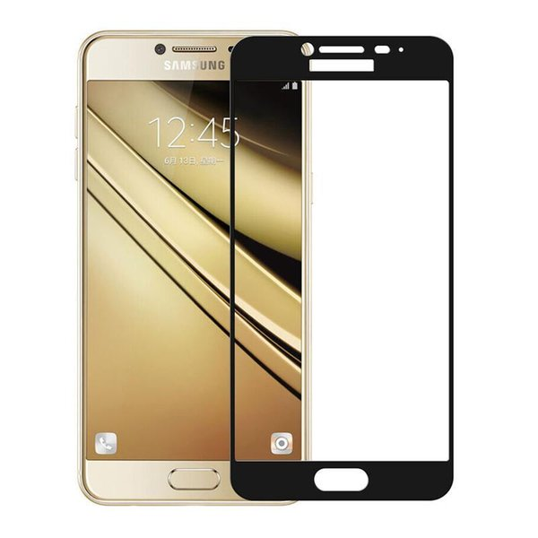 Lero 9H Screen Protector Film For Samsung Galaxy A3 A5 A7 2016 Tempered Glass For Samsung J3 J5 J7 2017 2016 Full Cover Glass