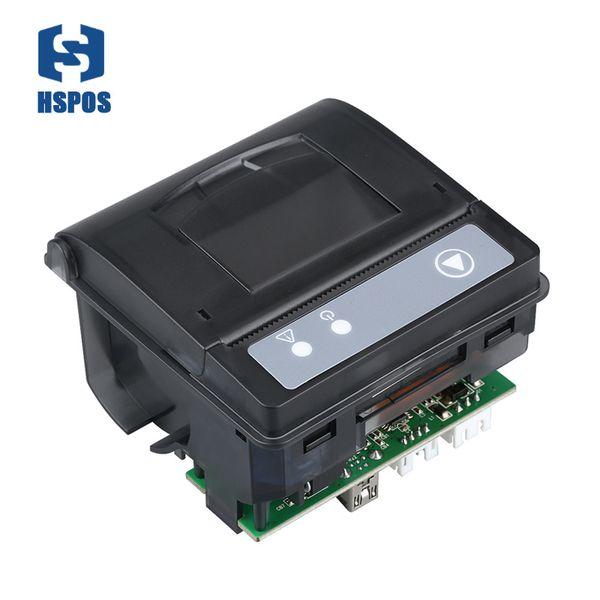 58mm impressora de bilhete de painel térmico EPM203 supportL RS232 interface USB impressora embutida Compatível com o APS EPM203-MRS