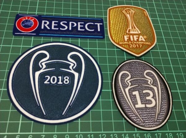2019 4 Pics/A 2018+13+Respect+Champions League Patch