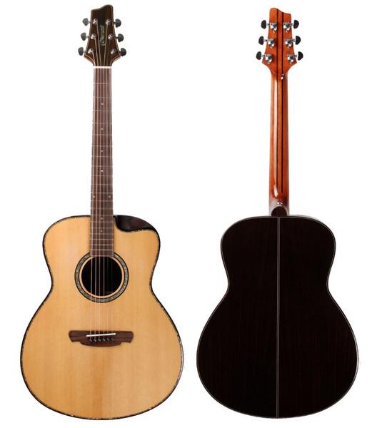 G. K MARVELL D-32D handcraft guitarra acústica de madeira maciça, guitarras elétricas aocústicas, guitarra acústica