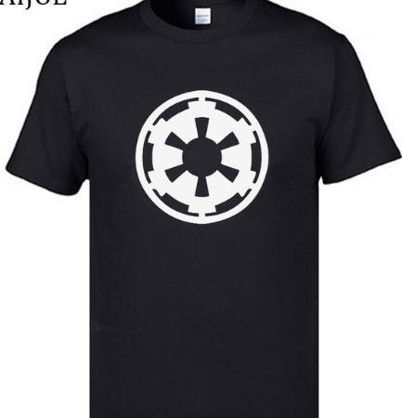 2018 brand Summer t shirt Mens100% cotton Casual Star mens T-Shirts The Galactic Printed T Shirt Short Sleeve Tees
