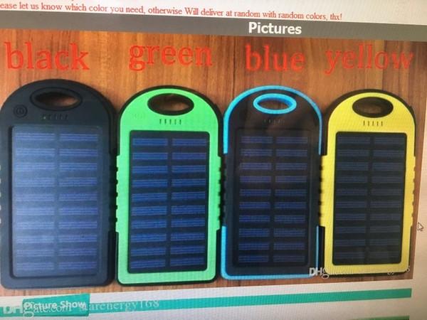 Зарядка для мобильного на солнечной батарее