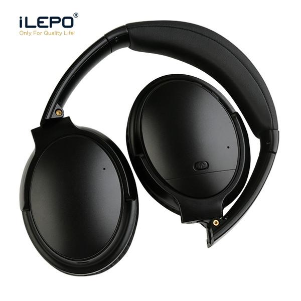 Bluetooth Kopfhörer V12 Geräuschunterdrückung Drahtlose Kopfhörer Eingebautes Mikrofon Wiederaufladbar Gute Qualität ANC-Kopfhörer Headsets pk QC35