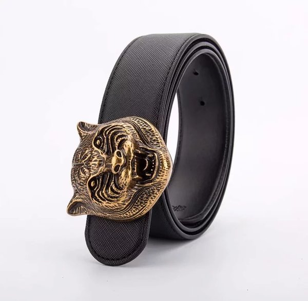 Black with bronze buckle