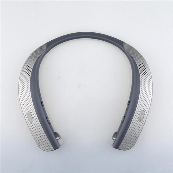HBS-w120 Bluetooth Kopfhörer Retractable Ohrhörer Neckband Wireless Headset Sport Ohrhörer mit Mikrofon Lärm Kopfhörer HBS w120