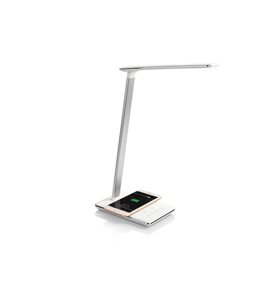 Table Lamp Multifunctional LED Mobile Phone Wireless Charging Folding 5W Dimmable Touch Sensor Desk Lamp USB Charging Bureau Office Reading