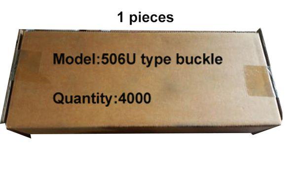 Parte superiore di Qihang per il creatore manuale della tagliatrice del tagliatore di salsiccia della salsiccia 506 di U-forma manuale, clip per la macchina di rafforzamento del supermercato