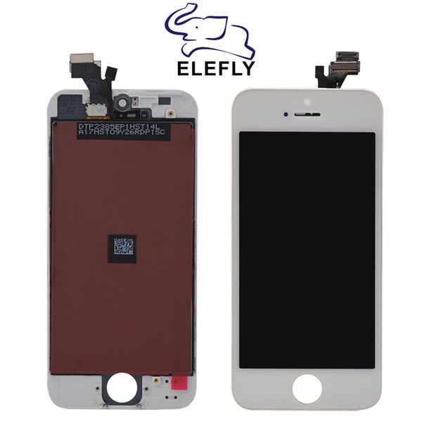 Quality A+++ For iPhone 5 5c 5S SE LCD Display Touch Screen Repacement With Full assembly tested with Free Shipping