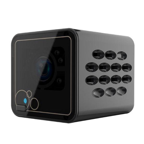 Telecamera di sorveglianza per la sicurezza domestica all'ingrosso wireless mini Wi-Fi all'ingrosso Telecomando Telecamera a infrarossi per visione notturna 720P