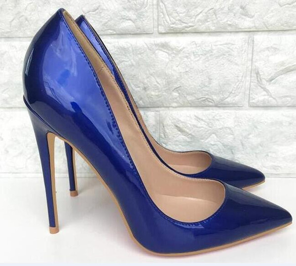 2018 New Arrival Womens Shoes Pumps High Heels Fashion Sexy Styles Shoes Woman High Heels Genuine leather
