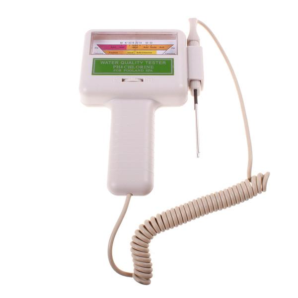 PH Tester Chlor Level Meter Schwimmbad Spa Wasserqualitätsmessung Monitor Checker BB55