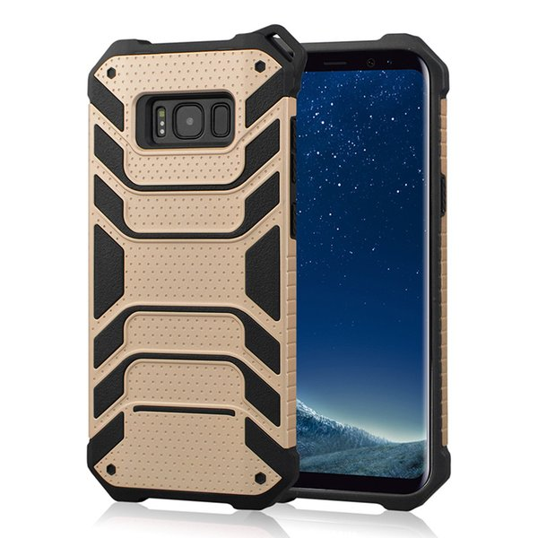 Latest Armor Hybrid for samsung galaxy s7 edge case Spiderman duty phone case 2 in 1 TPU+PC shockproof mobile case cover back shell