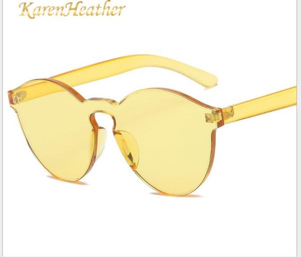 Солнцезащитные очки, мужчин, женщин, корейский, конфеты, цвет, мода, солнцезащитные очки, Европейский и американский мода солнцезащитные очки.