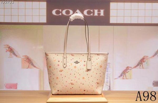 Hot high quality luxury brand design star lady bag simple fashion handbag leather shopping bag large shoulder bag new product 30058 temperam
