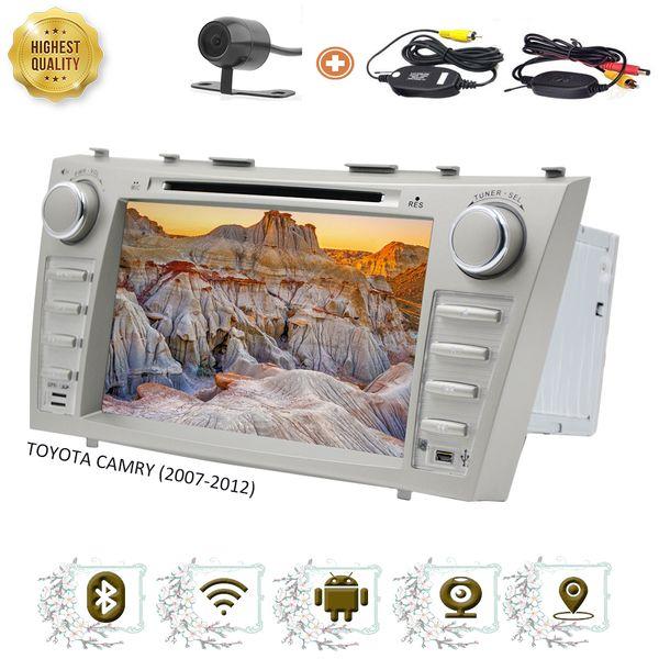 Eincar Android 7.1 Car Radio Double 2 Din Stereo Auto Car DVD Player 8'' USB/SD FM AM DAB+ Wifi 4G/3G