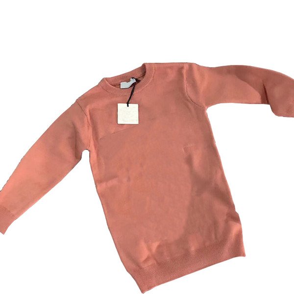 Kids Sweaters Kids Casual Sweaters For Winter Knitted Bottoming Boys Tops Clothes in stock