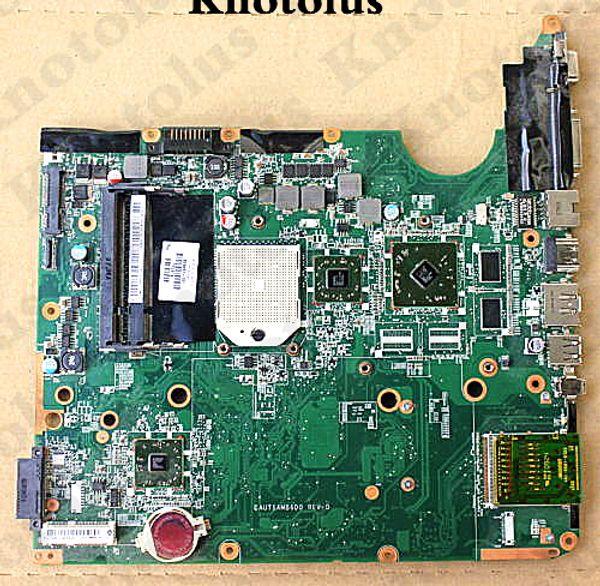 509451-001 para DV6-1000 DV6 portátil placa base ddr2 Envío gratis 100% prueba ok