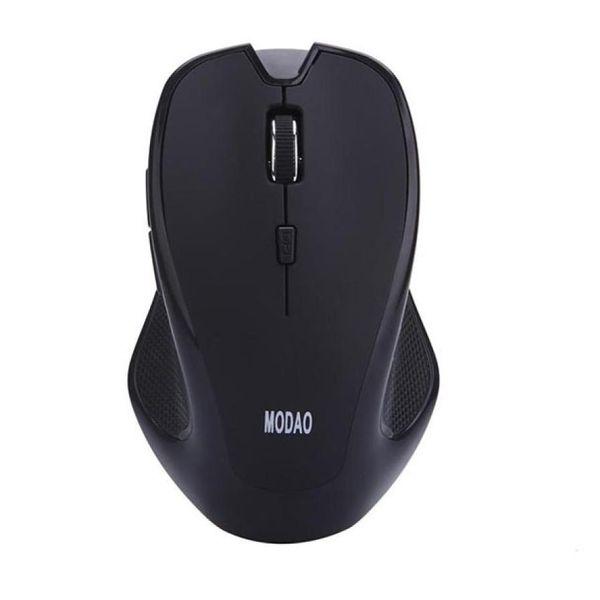 Mouse Raton Wireless Bluetooth Ergonomic Design Gaming Mouse Mice For PC Laptop sem fio inalambrico 18Aug8