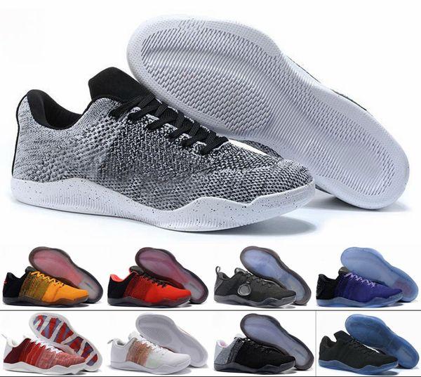Nike kobe 11 Elite Low Chaussures Nike BasketBall Pas Cher