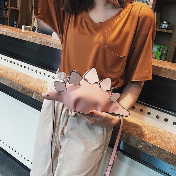 LUKATU New Fashion Dinosaur Style Handbag Women Hand bags Crossbody Bag Designer Bags Famous Brand Women 2018 for Lady Borsa