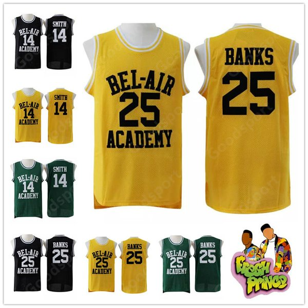 c8cb17edcfc ... Apparel   Basketball Wear   Basketball Jerseys  . HOT The Fresh Prince  of Bel-Air Stitched 14 Will Smith Jersey Bel-Air