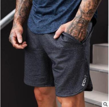 fashion men active clothes 2019 men bermuda masculina high quality loose compression shorts for strong gym clothing for mens